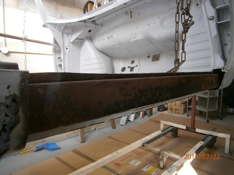 Restauration de la caravelle 1100S de juju - Page 3 P2220012