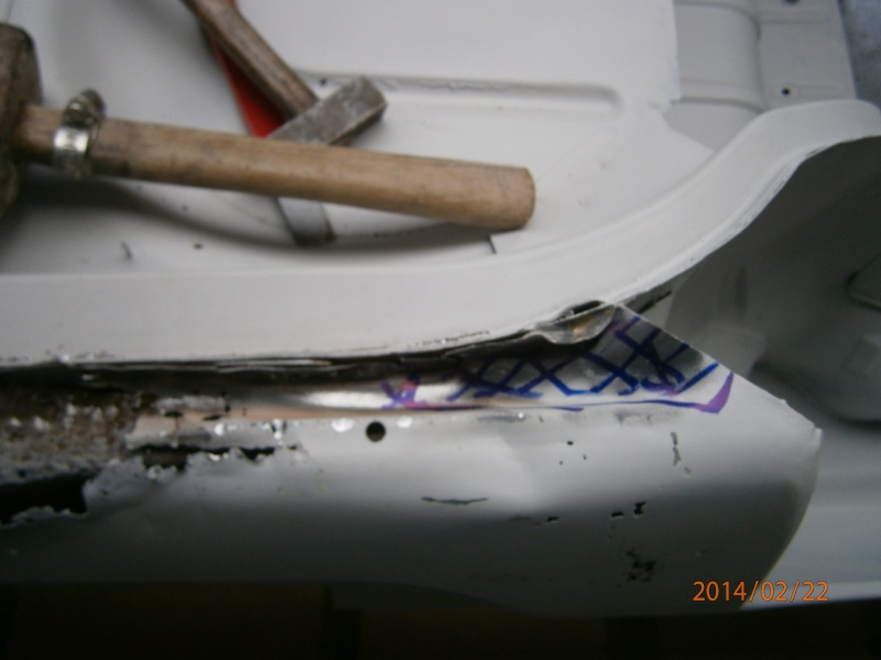 Restauration de la caravelle 1100S de juju - Page 3 P2220013