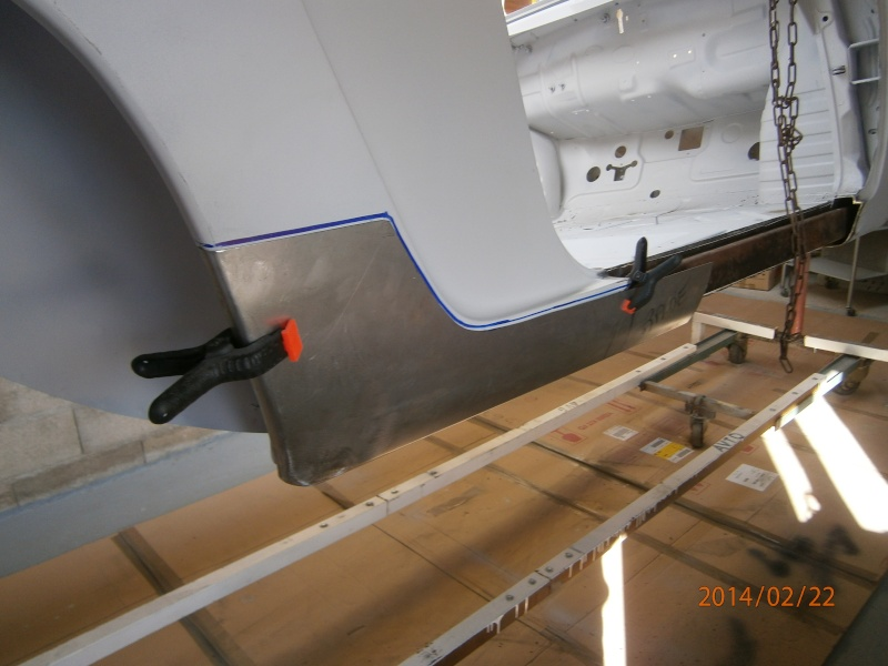 Restauration de la caravelle 1100S de juju - Page 3 P2220014