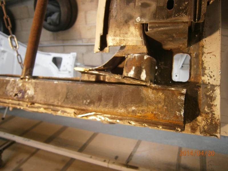 Restauration de la caravelle 1100S de juju - Page 6 P4200117