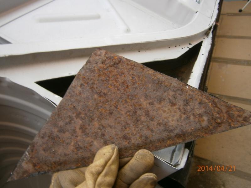 Restauration de la caravelle 1100S de juju - Page 6 P4210110