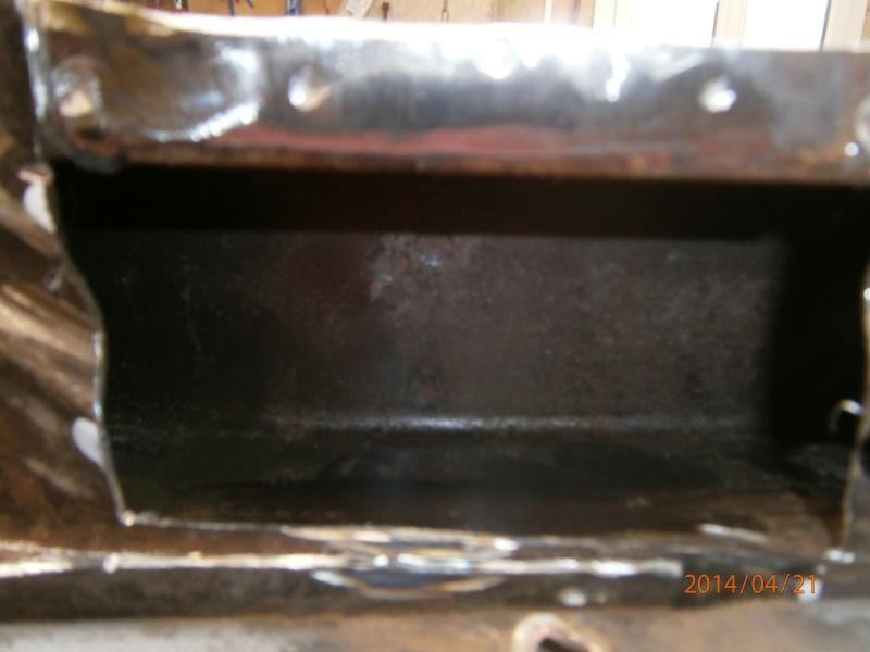 Restauration de la caravelle 1100S de juju - Page 6 P4210114