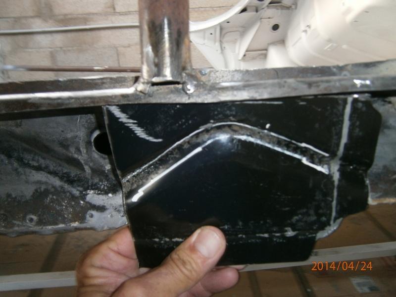 Restauration de la caravelle 1100S de juju - Page 6 P4240110