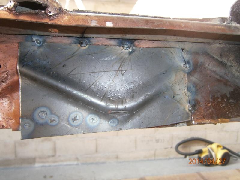 Restauration de la caravelle 1100S de juju - Page 6 P4270112