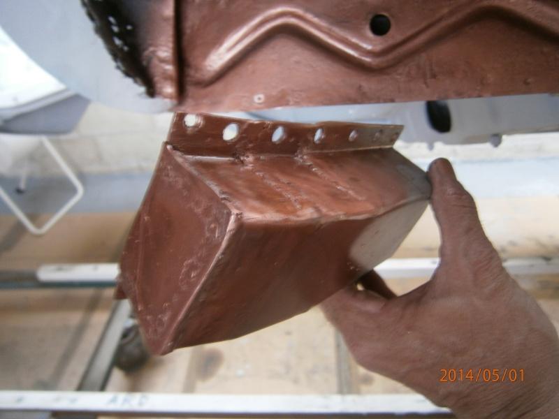 Restauration de la caravelle 1100S de juju - Page 6 P5010111