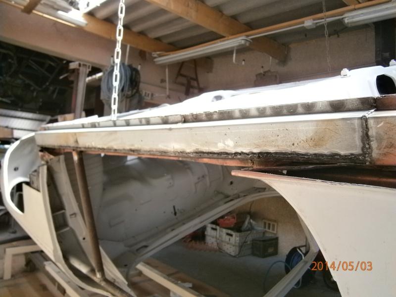 Restauration de la caravelle 1100S de juju - Page 6 P5030110