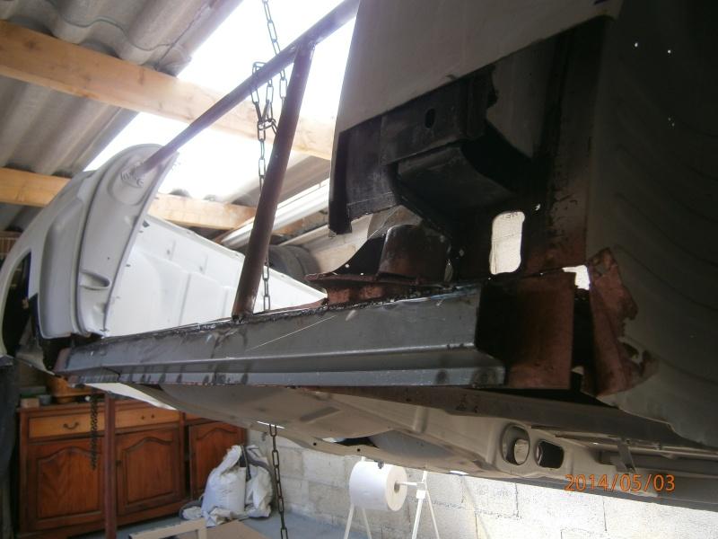 Restauration de la caravelle 1100S de juju - Page 6 P5030112