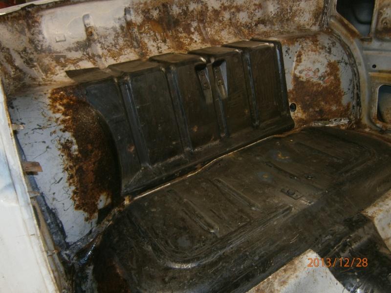 Restauration de la caravelle 1100S de juju Pc280010