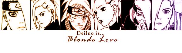 Blonde Love (DeiIno) Deiino10