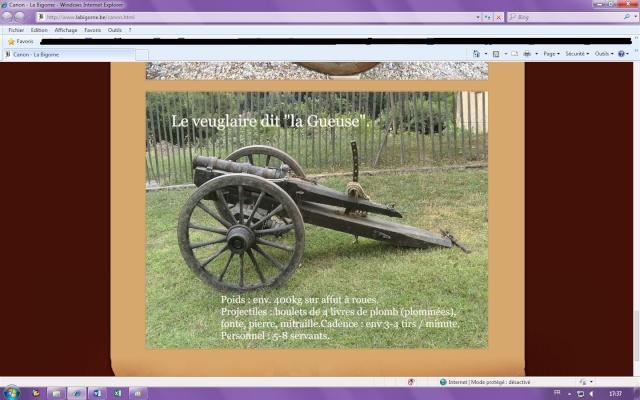 site web LA BIGORNE Extrai11