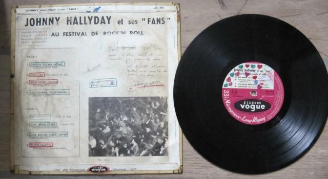 Johnny chante Hallyday LP Img_6658