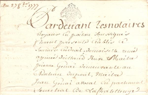 fonds d'archive 177710