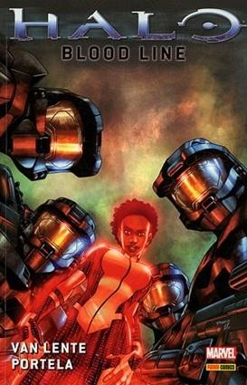La chronologie / Timeline des œuvres Halo (Romans, Comics, Jeux, Animés...) 2110