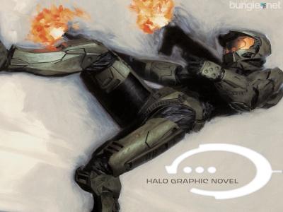 La chronologie / Timeline des œuvres Halo (Romans, Comics, Jeux, Animés...) 3110