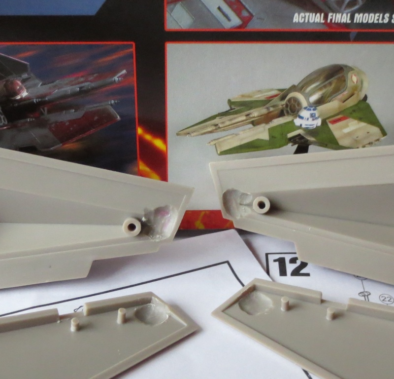 jedi fighter - eta-2 - Revell Img_3112