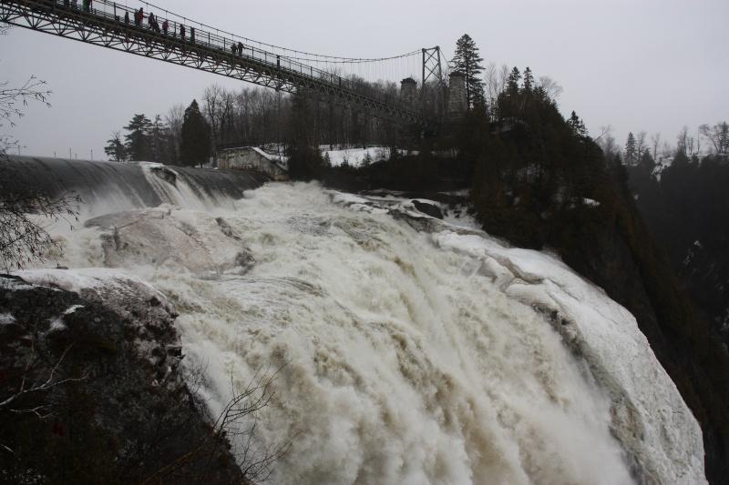 La chute Montmorency, Québec, Canada Img_2310