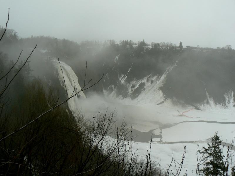 La chute Montmorency, Québec, Canada P1110710