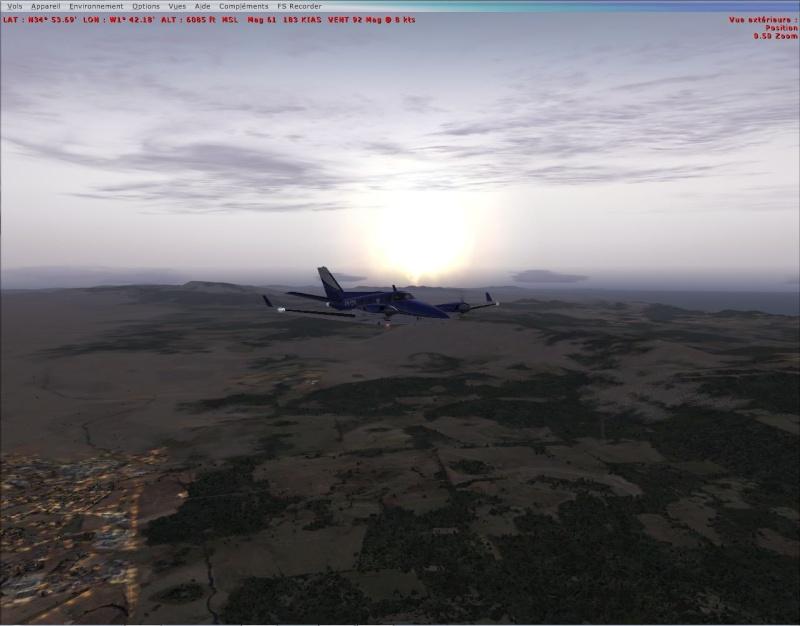 The First Flight Plan, Premier Plan de vol pour Shag 2014-436