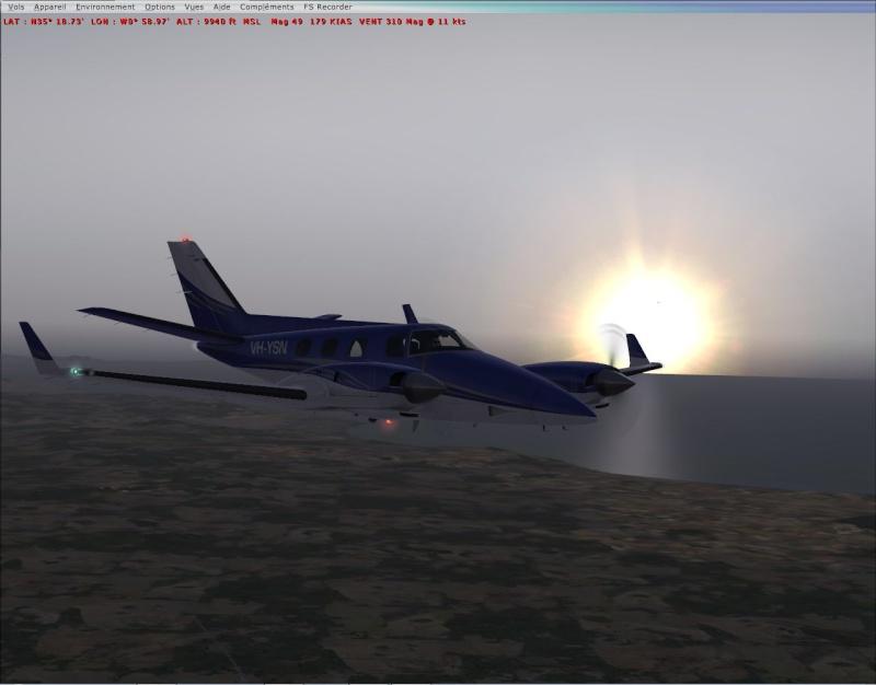 The First Flight Plan, Premier Plan de vol pour Shag 2014-437