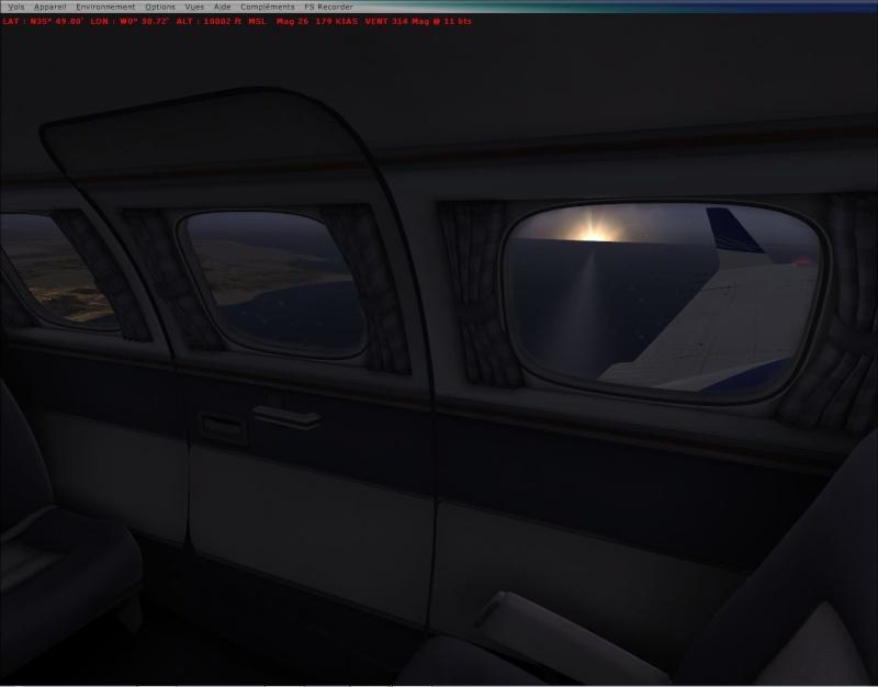 The First Flight Plan, Premier Plan de vol pour Shag 2014-439