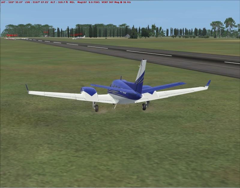 vol shag pilote de brousse  2014-460