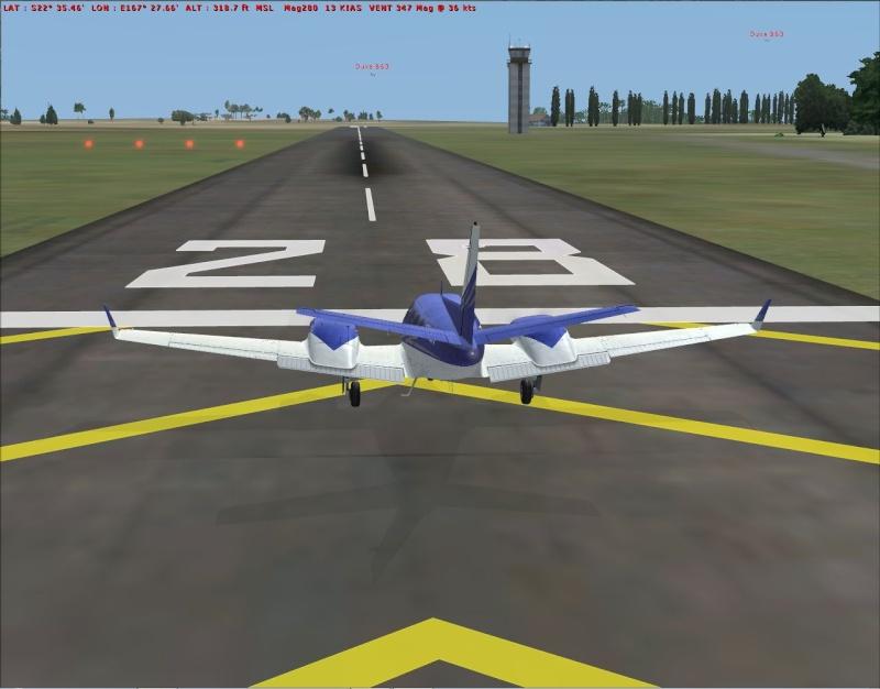 vol shag pilote de brousse  2014-462