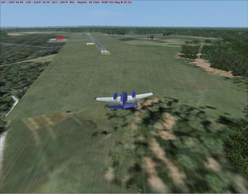 vol shag pilote de brousse  2014-465