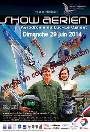 60ième anniversaire de l'Aviation Légère de l'Armée de Terre (ALAT) Affich11