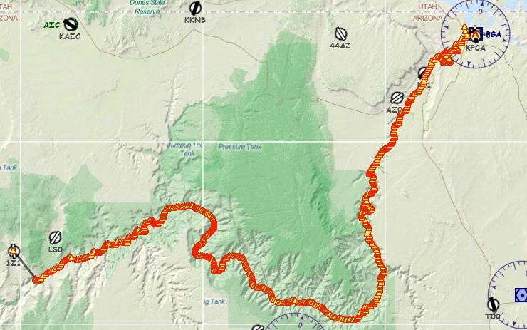 Voyage découverte le Grand Canyon 3 étape et derniére Etape310