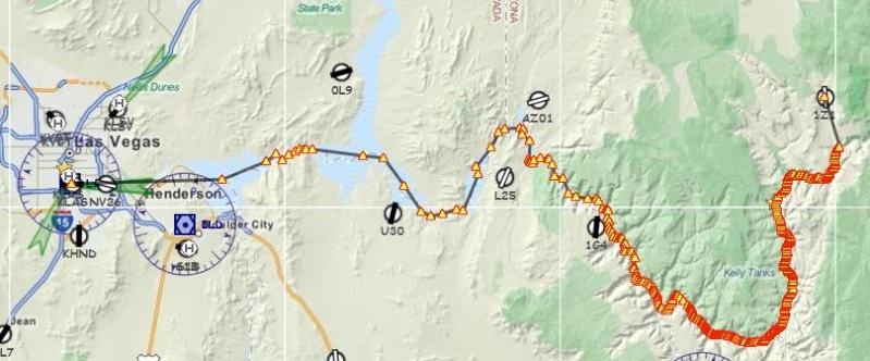 Voyage découverte le Grand Canyon   1 étape et étape 2 Grand_10