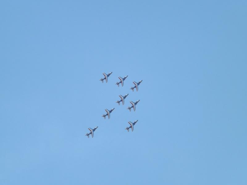 patrouille de France dans le ciel de Toulon en 2013 aout Patrou13