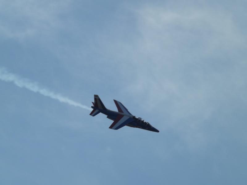 patrouille de France dans le ciel de Toulon en 2013 aout Patrou23