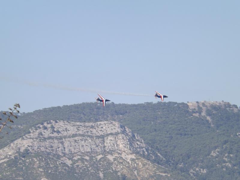 patrouille de France dans le ciel de Toulon en 2013 aout Patrou27