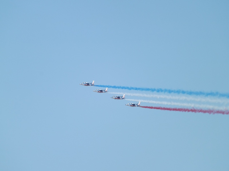 patrouille de France dans le ciel de Toulon en 2013 aout Patrou28