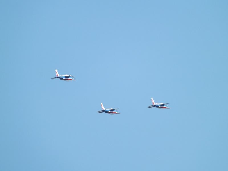 patrouille de France dans le ciel de Toulon en 2013 aout Patrou30