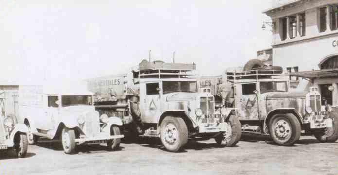 Les diesels Renault à l'épreuve du Sahara Diesel11