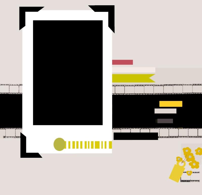 Challenge février : Sketch 100% tampons Scraposphère 45412