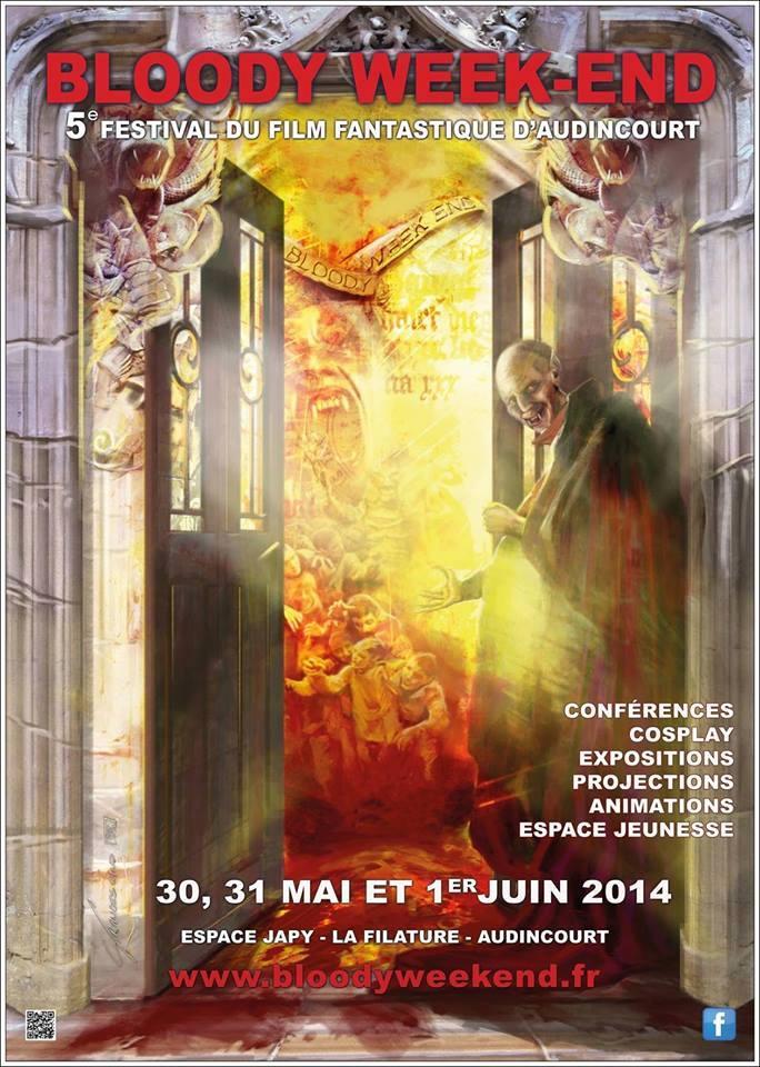 Festival Bloody Week-end du 30-31 Mai et 1er Juin 2014 (25) 10173710