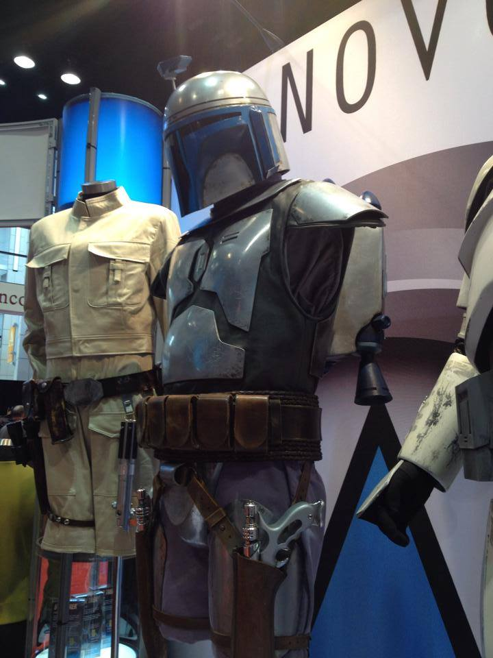 Anovos - Star Wars Jango Fett costume replica 10174910