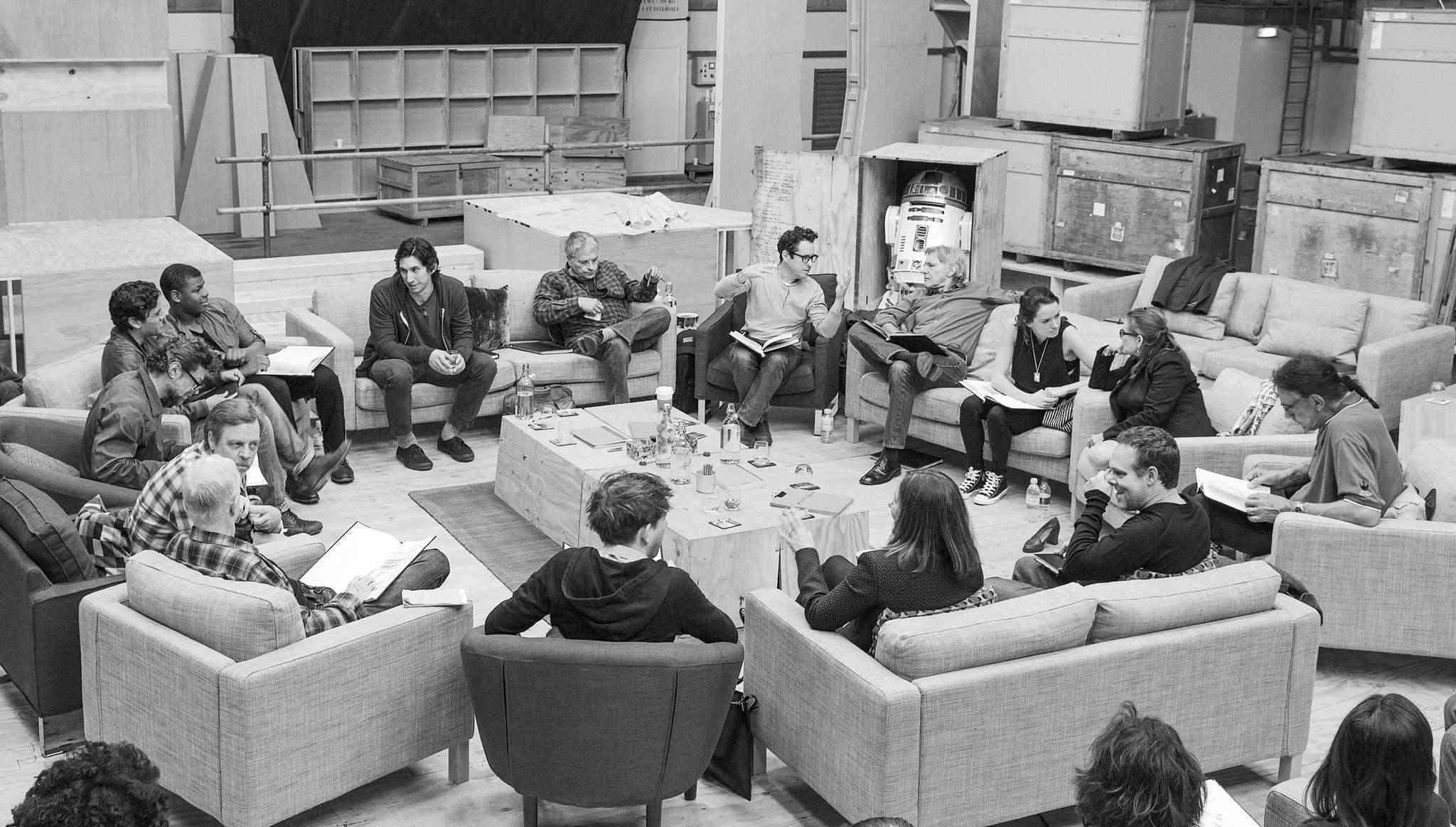 7 - Star Wars VII - Le casting  10333311