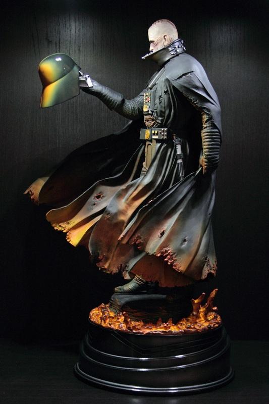 Sideshow - Mythos - Darth Vader - Dark Contemplations - Page 2 1x1jm10