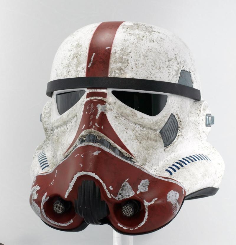 eFX Collectibles - Stormtrooper Incinerator helmet B3o40410