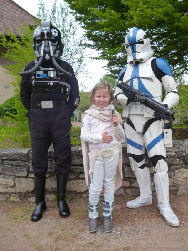Générations Star Wars & SF - Cusset (03) 03-04 Mai 2014  - Page 5 P1020910