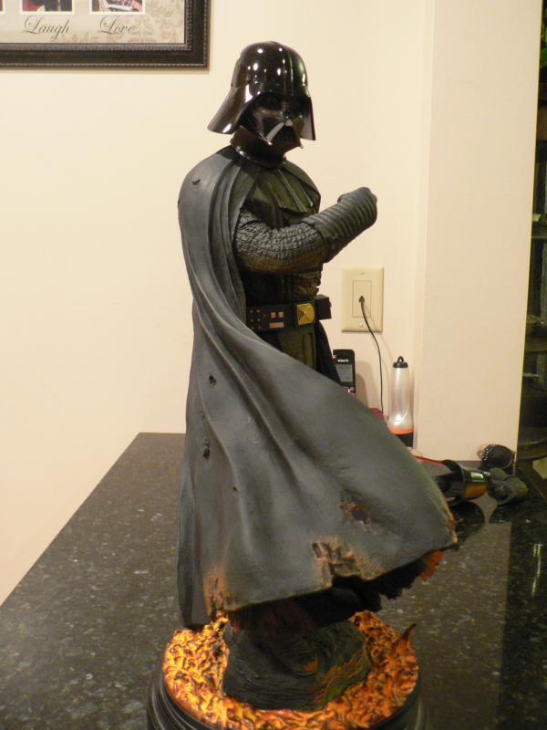 Sideshow - Mythos - Darth Vader - Dark Contemplations - Page 2 P1190410