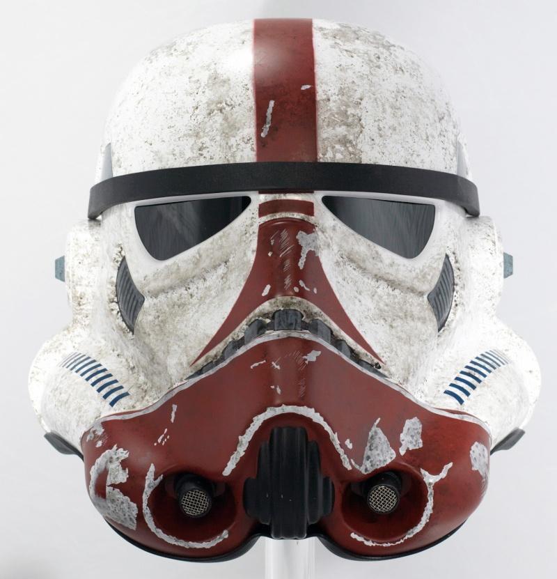 eFX Collectibles - Stormtrooper Incinerator helmet Rwqgar10