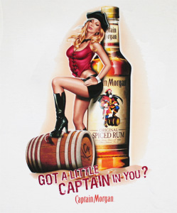 "Cartons de bière ""Marine"" Captai13"