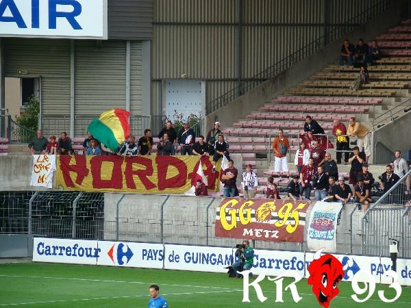 L2: Guingamp - Metz Eag20m21