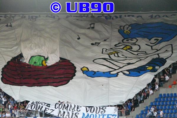 L2: RC Strasbourg - Montpellier HSC Rcs20m11