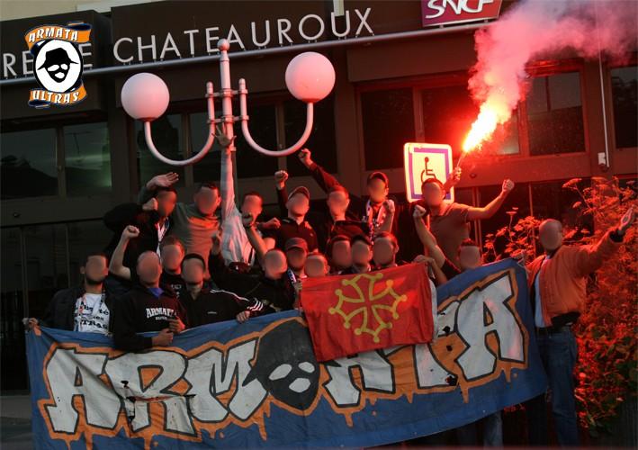 L2: Chateauroux - Montpellier Sansti10