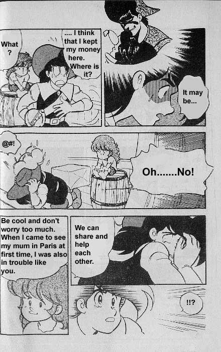 manga Sanjuushi-1 capitulo 1510